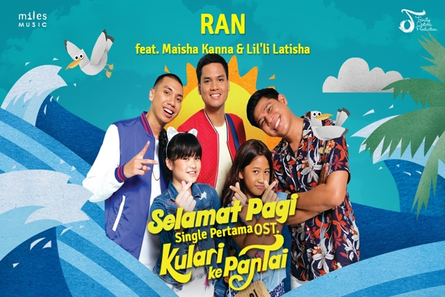 Film Kulari Ke Pantai Rilis Single dan Video Klip