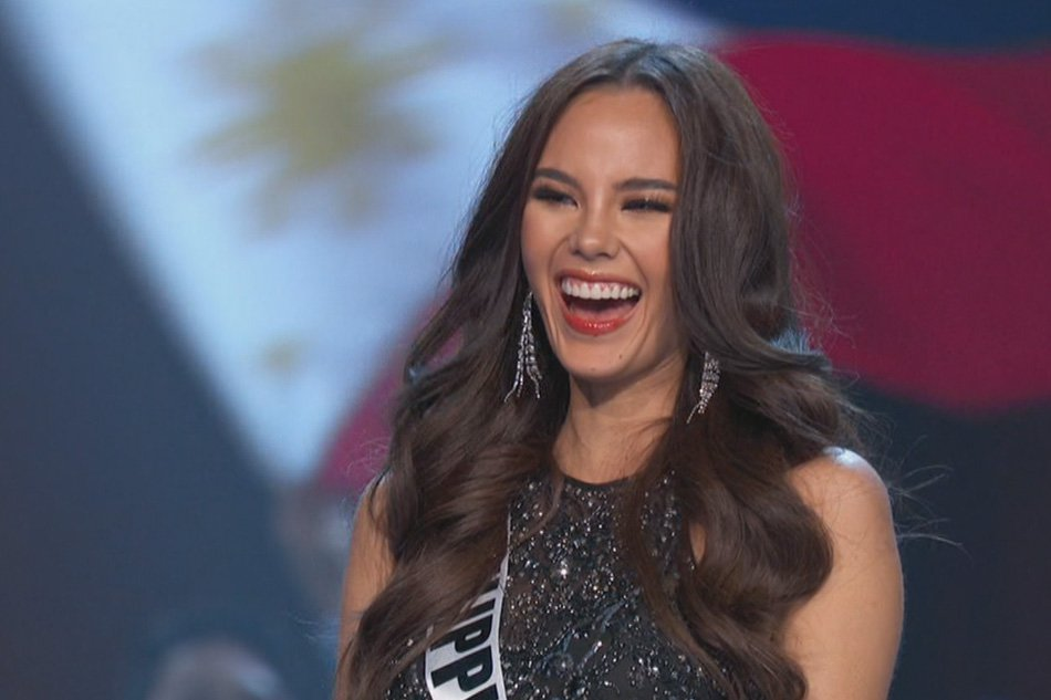 Wakil Filipina Catriona Gray Raih Miss Universe 2018