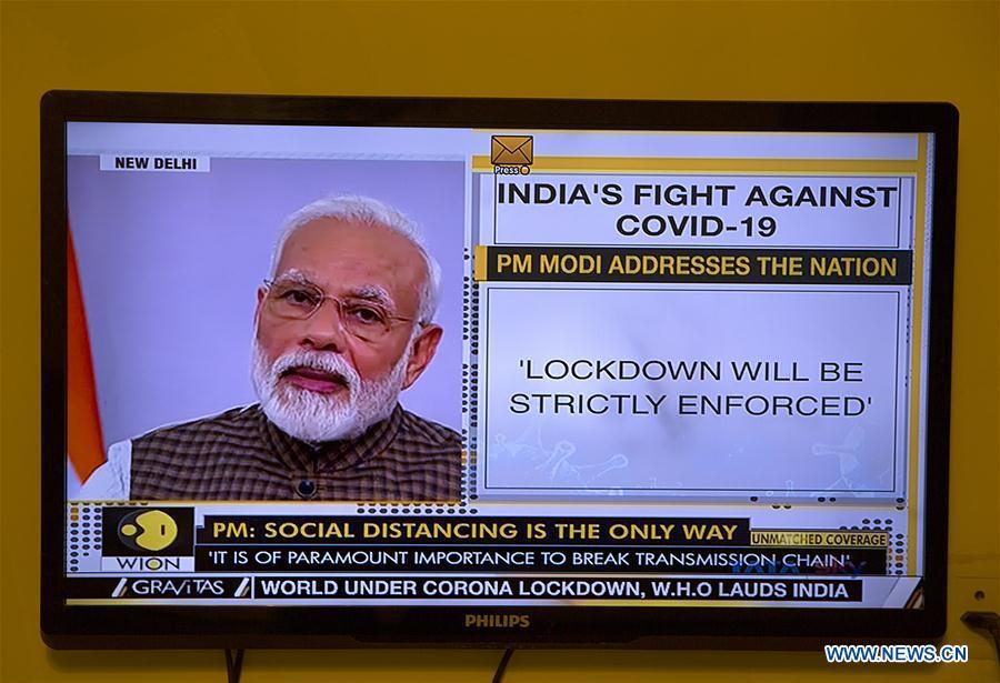 Pm Modi Umumkan India Lockdown 21 Hari Hariansuara Com