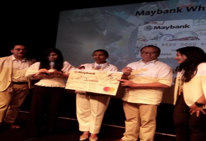 Maybank Indonesia Tingkatkan Fitur Maybank White Card Untuk Perjalanan Wisata Hariansuara Com